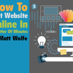 Learn How To Get Your First Website Online In A Matter Of Minutes